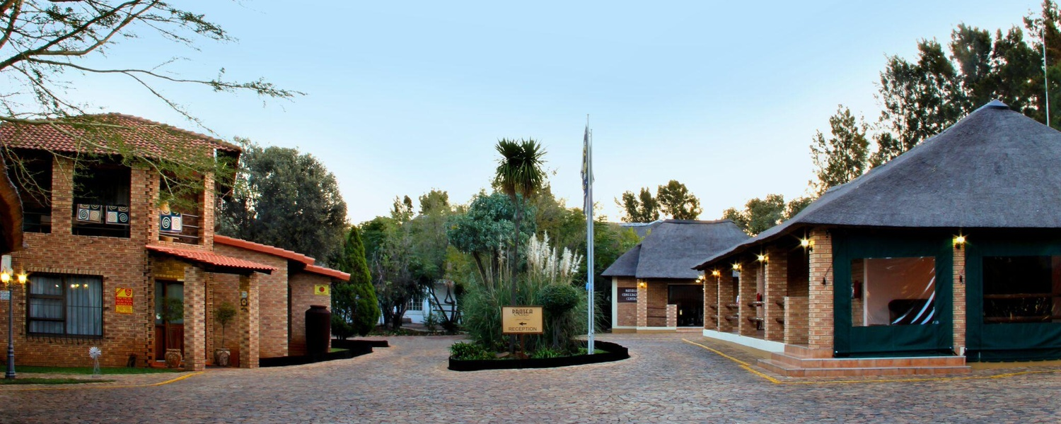 Guest Cottages and Conference Centre in Randburg